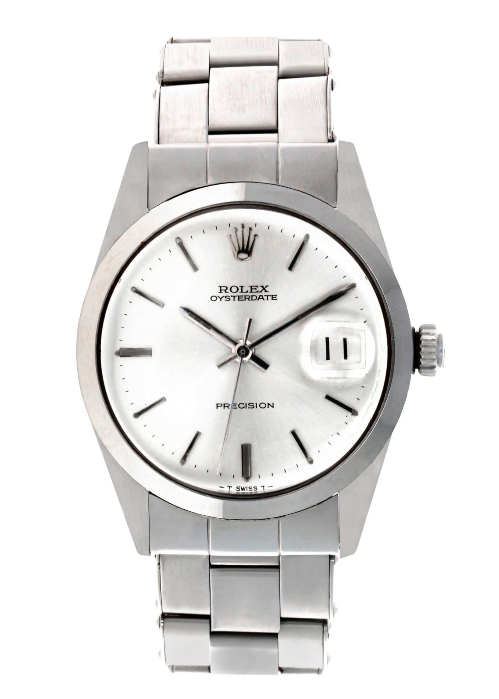 Rolex Watches ROLEX OYSTERDATE VINTAGE 34MM (1967) #6694