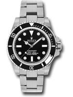 Rolex Watches ROLEX SUBMARINER 40MM #114060 (2017 B+P)