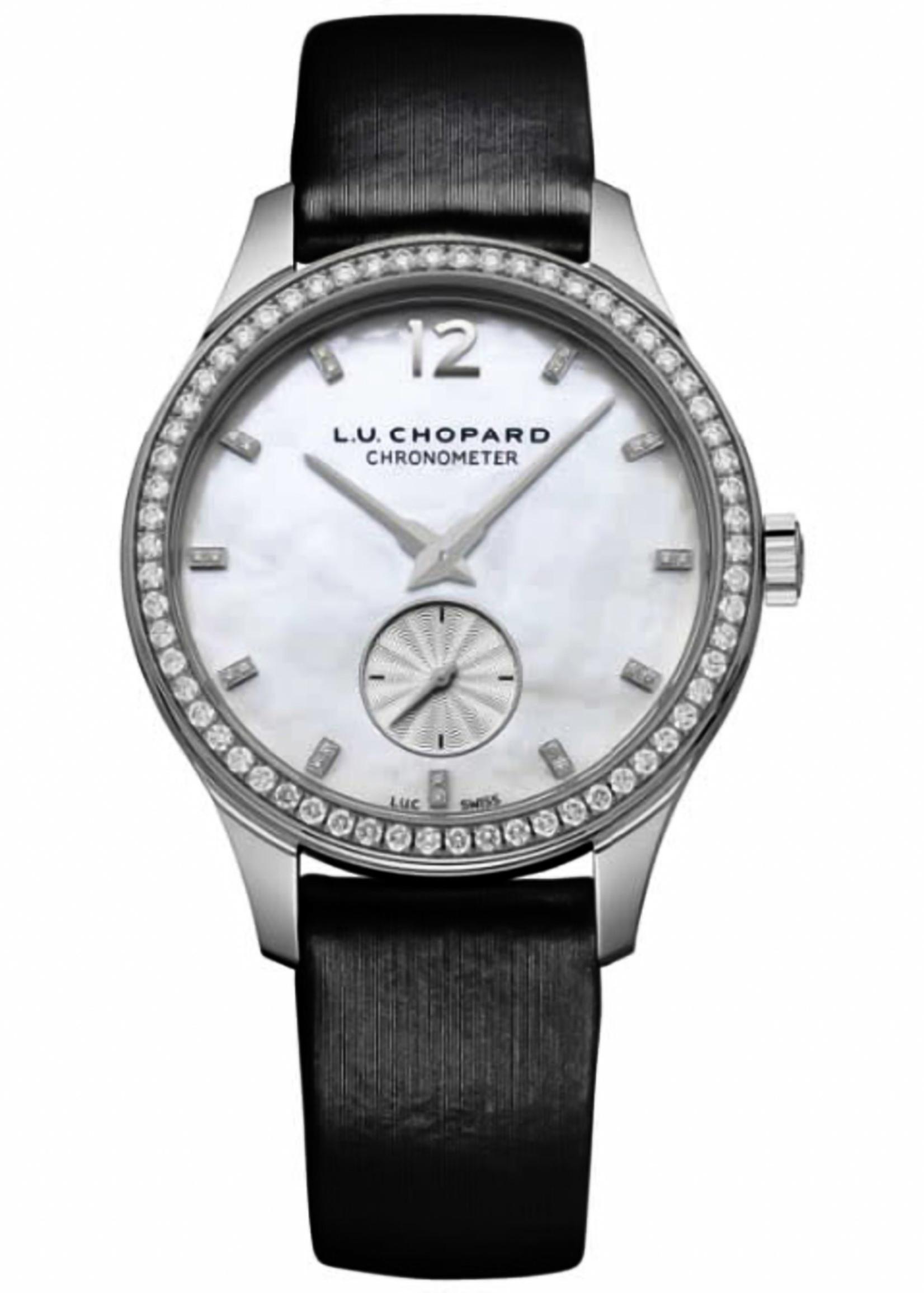CHOPARD Chopard L.U.C. XPS Ladies Watch 38MM (B+P) #131968-1001