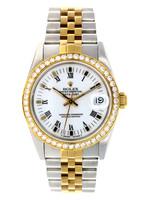 Rolex Watches ROLEX DATEJUST 31MM #68273 (1990)