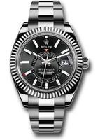 Rolex Watches ROLEX SKYDWELLER 42MM #326934 (2017 B+P)