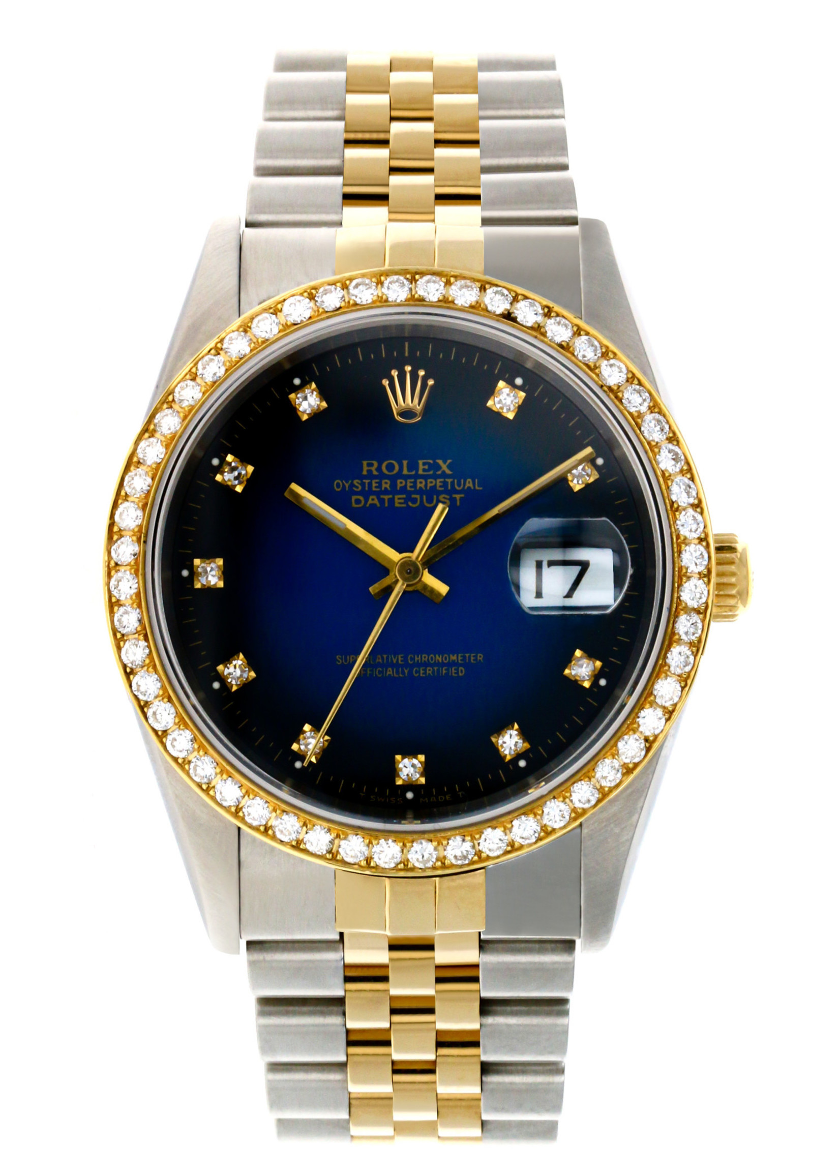 Rolex Watches ROLEX DATEJUST 36MM #16233 (2001)