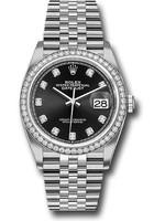 Rolex Watches ROLEX DATEJUST 36MM (2016 B+P) #116234