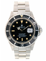 Rolex Watches ROLEX SUBMARINER 40MM #16610 (1992 B+P)