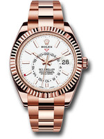 Rolex Watches ROLEX SKY-DWELLER 42MM #326935 (2021 B+P)