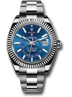 Rolex Watches ROLEX SKY-DWELLER 42MM #326934 (2019 B+P)