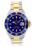Rolex Watches ROLEX SUBMARINER 40MM (2005 B+P) #16613