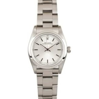 Rolex ROLEX OYSTER 77080 SILVER (1991)