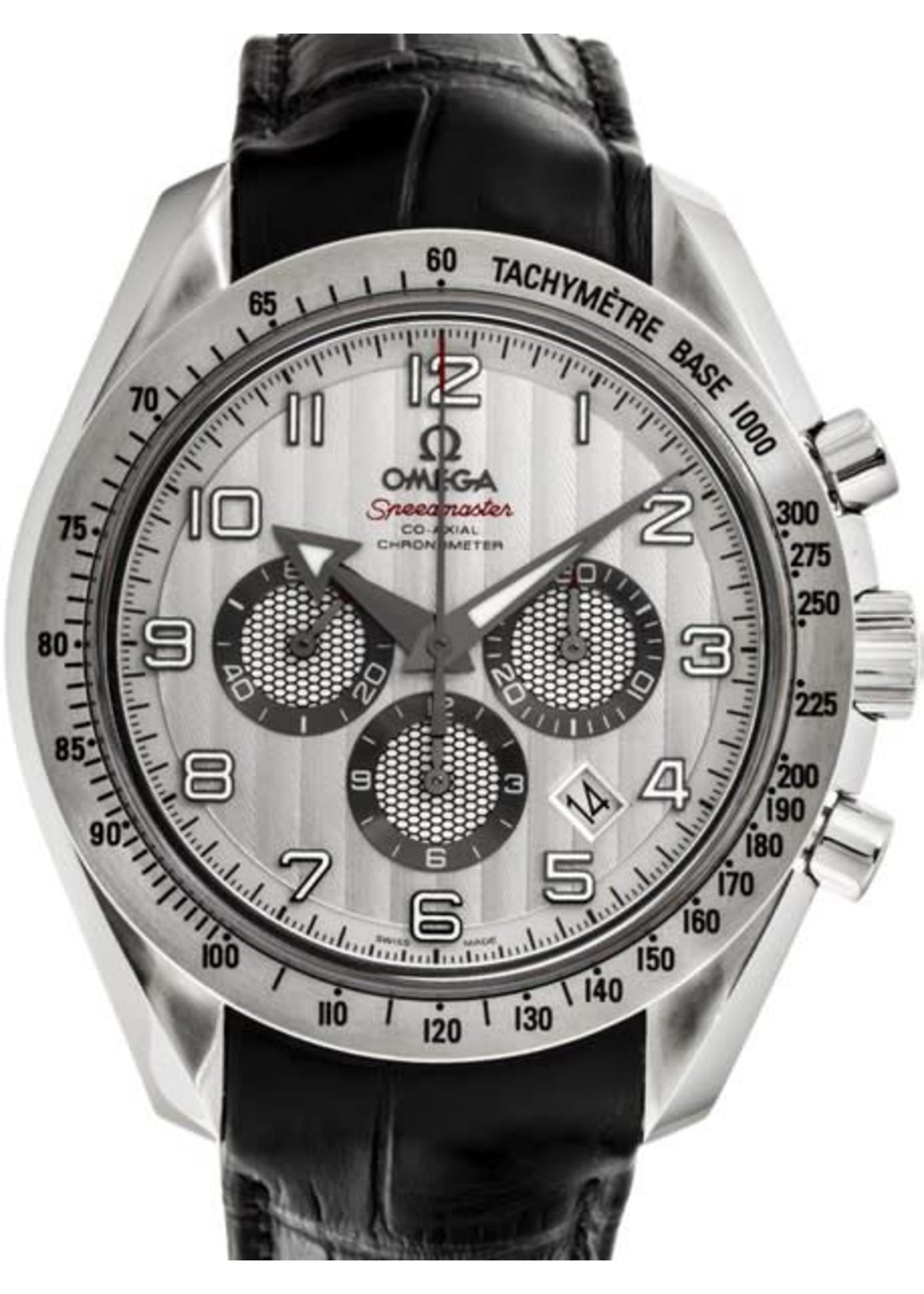 Omega Watches OMEGA Speedmaster Broad Arrow (NW B+P)