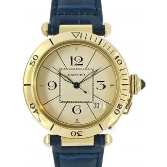 Cartier CARTIER PASHA AUTOMATIC 18K YELLOW GOLD