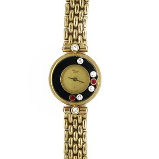 Other Brands Chopard Happy Diamond 18K GOLD