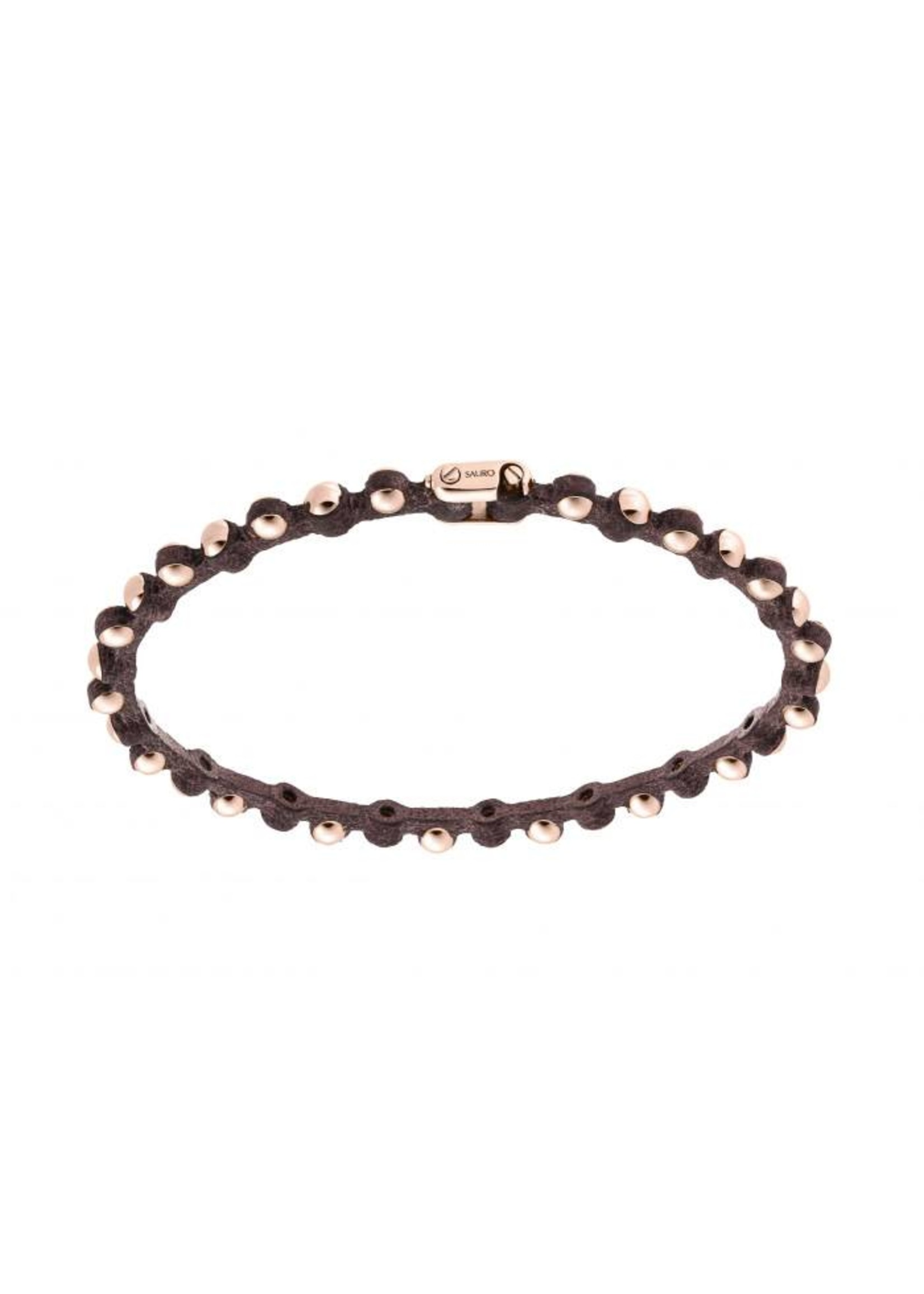 SAURO SAURO Thin Leather Bracelet #365