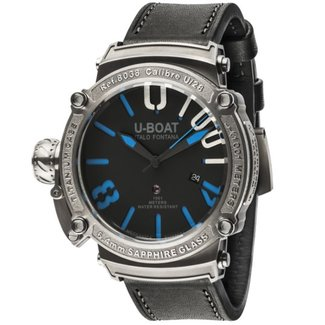 U-BOAT U-BOAT CLASSICO 47 1001 SS BLU LIMITED EDITION 300 UNITS