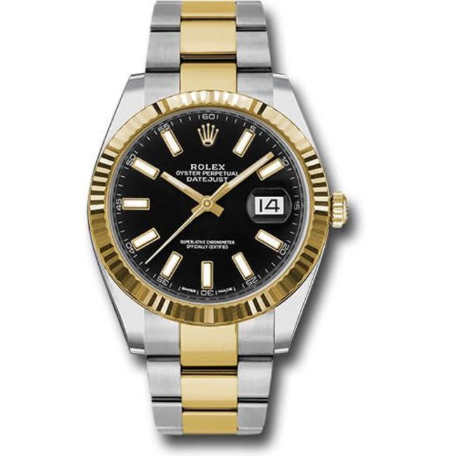 Rolex Rolex Oyster Perpetual Datejust 41 Watchfinder