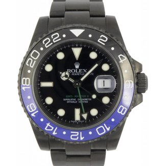 Rolex Rolex GMT-Master II Watch DLC