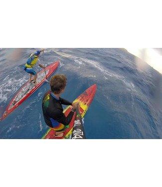 Blue Planet Downwind SUP Coaching: Hawaii Kai to Kahala