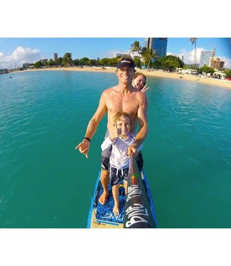Blue Planet SUP Rental Reservation Deposit
