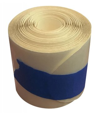 Blue Planet Clear Rail Tape - Wet Application