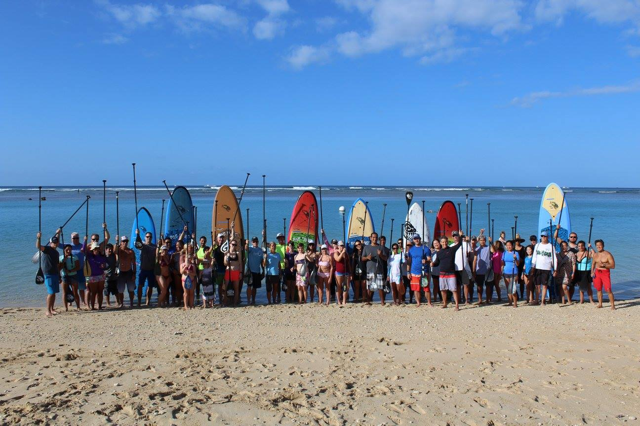 Blue Planet SUP Clinic Group