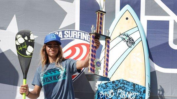 USA SUP Surfing Championship Recap by Zane Saenz