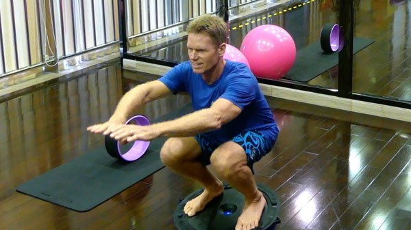 Strength and Balance Exercises for SUP and Foiling