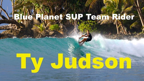 Introducing Ty Judson Blue Planet's New Team Rider
