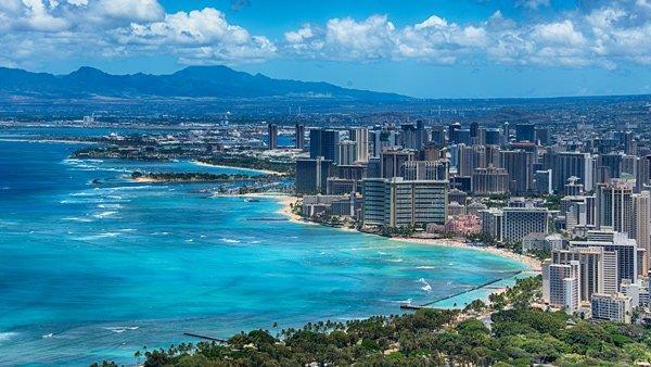 Waikiki Hotel Board Storage Options