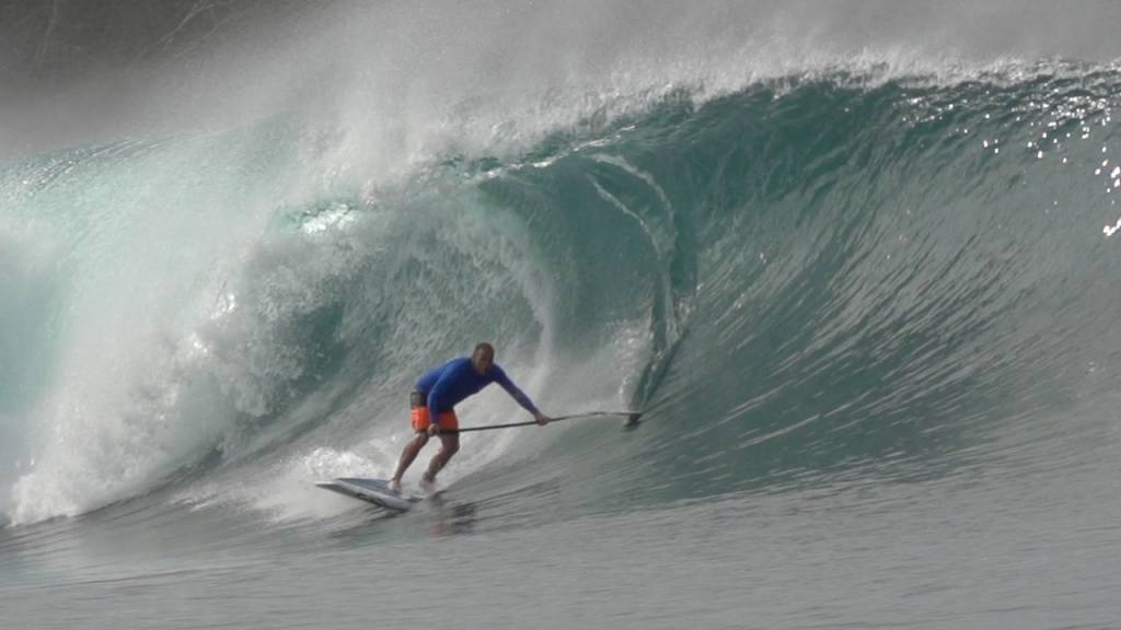 Team Rider SUP Surfing Boat Trip in the Mentawais
