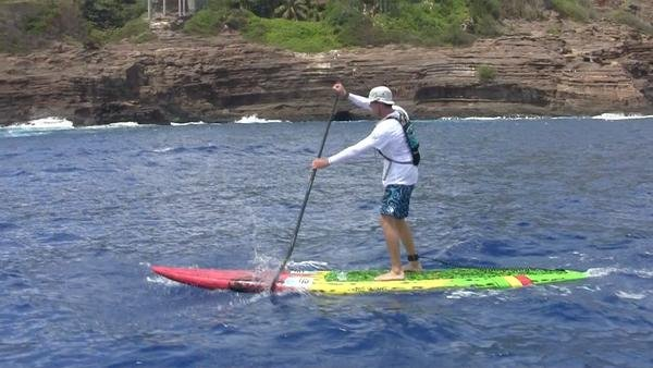 Molokai to Oahu Race Report 2016