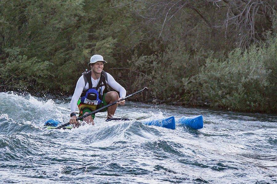 SUP Paddling 100 Miles in One Day: The California 100 Race