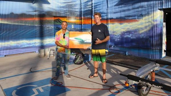 Blue Planet Surf Shop Expansion Celebration