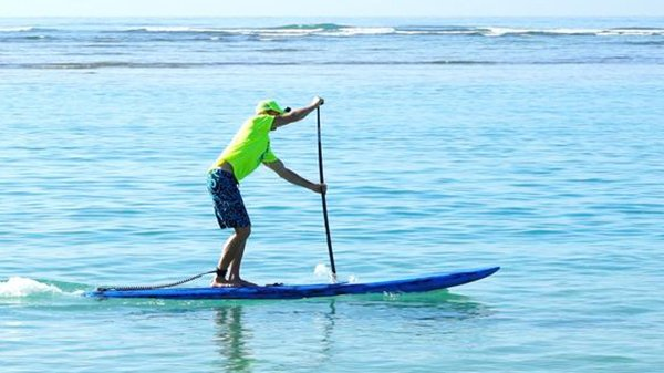 SUP Tips: Quick Acceleration Strokes (Starting in First Gear)