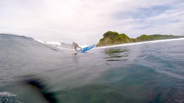 Costa Rica SUP Trip