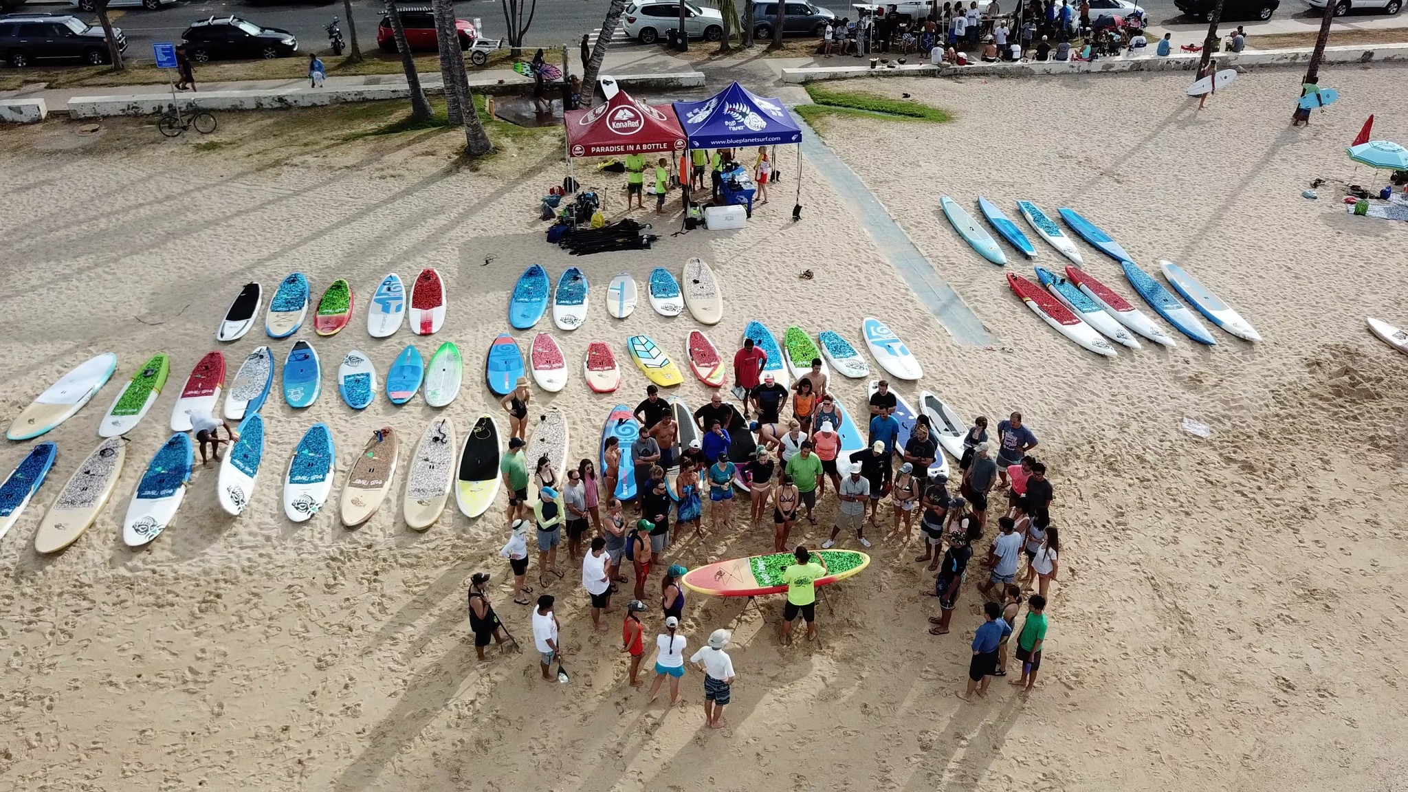 Free SUP Clinic
