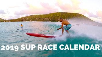2019 SUP Race Calendar Hawaii
