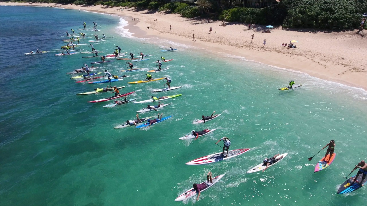 SUP Racing Hawaii