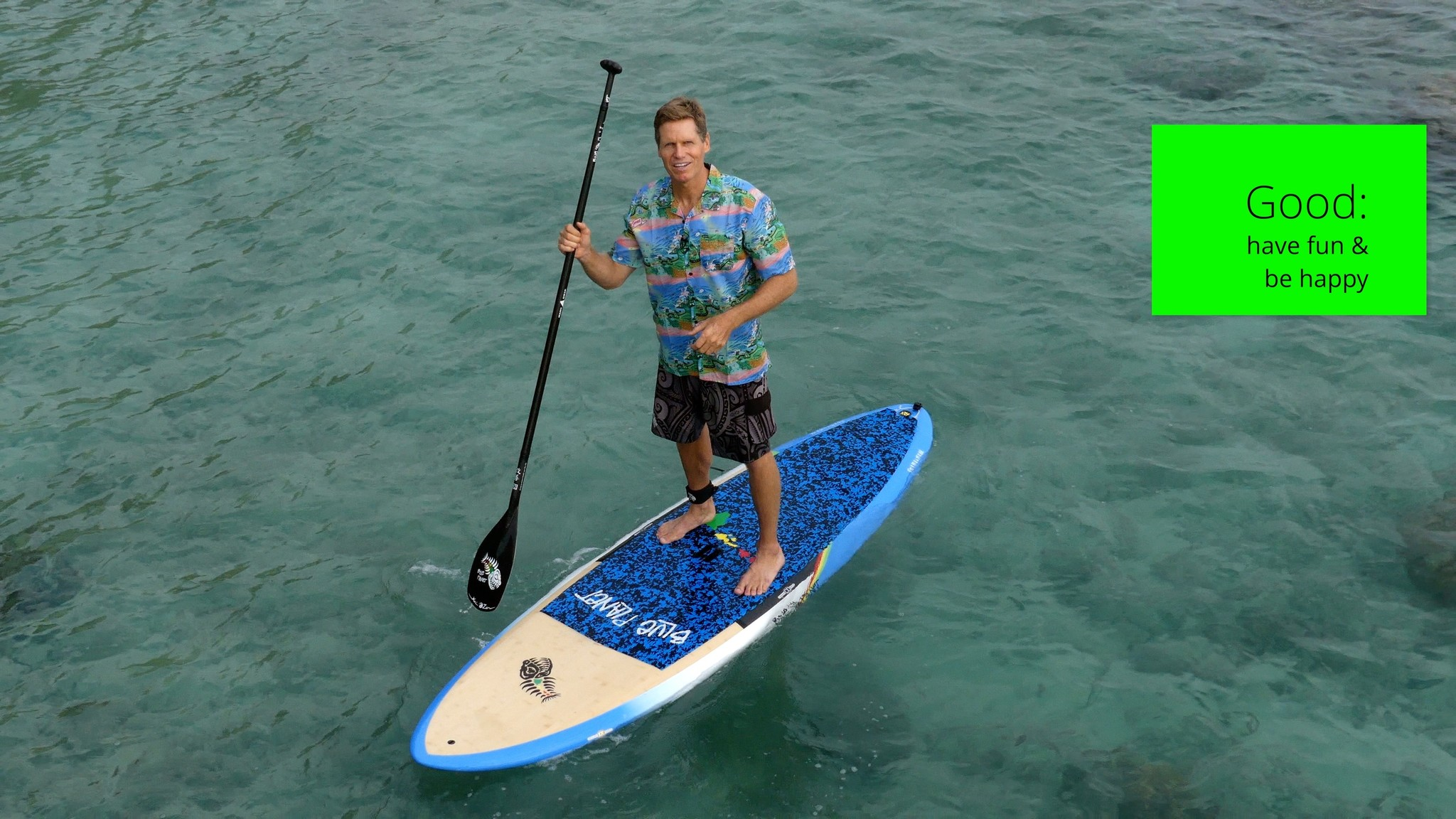 How to SUP have fun and be healthy physically and mentally