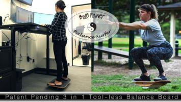 New Product:  Balance Surfer launching on Kickstarter