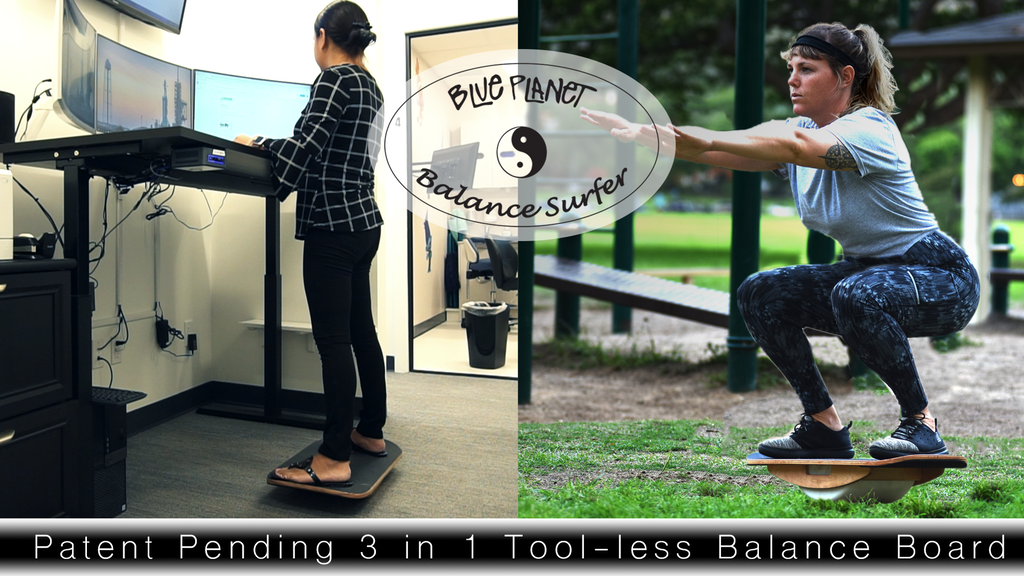 New Product:  Balance Surfer launching on Kickstarter