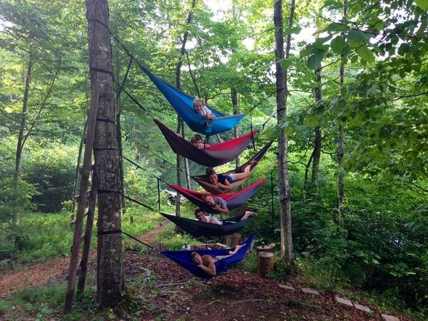 Kick Back and Relax with the ENO Hammock System