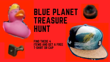 3D Store Tour and Treasure Hunt