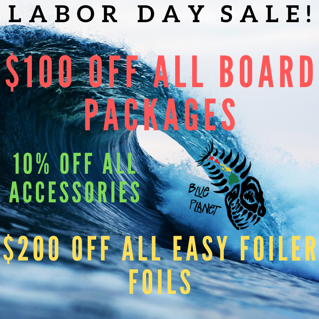Labor Day Sale and SUP Clinic