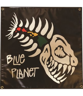 "Blue Planet 24""x24"" Banner"