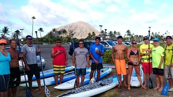 Stand Up Paddle Instructor Certification Course- January 28, 29, 2020