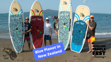 Blue Planet gear now available in New Zealand!