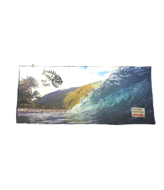 Blue Planet Molokai Wave Towel
