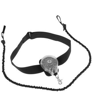 Retracting Foil  Leash Waist Belt and Shock Cord