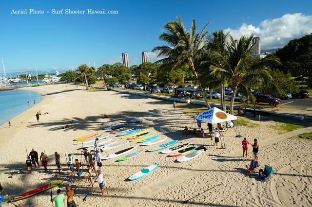 PSUPA online SUP Instructor training class- July 2021