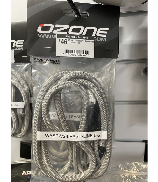 Ozone Ozone Wasp V2 Leash Line (5m-6m)