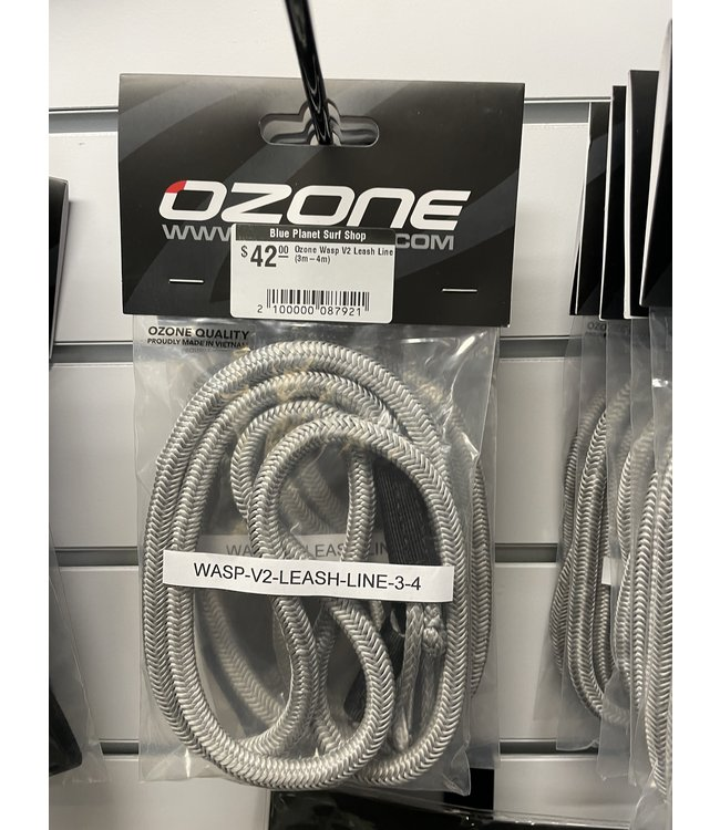 Ozone Ozone Wasp V2 Leash Line (3m-4m)